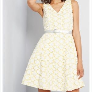 EUC MODCLOTH BLISS IN ATTENDANCE DRESS 4X
